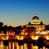 怒涛のローマ、ライトアップ巡り