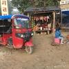 【ネパール/バルディヤ】焚火と断水と停電、そして錠剤