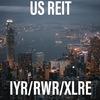米国リートIYR/RWR/XLREを徹底解剖し違いを探る!