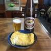 神戸 新開地 はつ平 玉子焼と牡蠣そばで昼飲みを