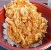 浜のかきあげや@由比 かき揚げ丼 & 漁師の沖漬丼