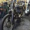 #バイク屋の日常 #ホンダ #スーパーカブカスタム #バーハン化 #パイプハンドル