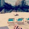 リぺ島への旅(3) サンセットビーチ