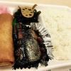 2016/12/22のお弁当 ~にしんと豆の煮物?