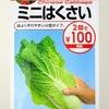【食害で撤収】水道管の継ぎ手で「ミニ白菜」を水耕栽培。初めての白菜は上手く結球するでしょうか