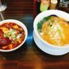 7/4(土)珉珉のラーメン麻婆丼セット