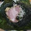 魂麺@本八幡 市川海苔ラーメン
