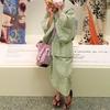 東京国立博物館で開催中の「きもの」展を親子で見に行きました♪