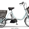 The new model ! Motor-assisted bicycle of three wheels is popular !