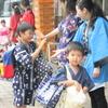 「ドキドキわくわく年長キャンプ!!(第1日目 その1)」~明泉高森幼稚園~2016.7.23、24