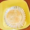 今日の給食 『米粉でガトーショコラ』の代替品♪