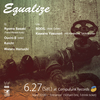 6/27 (Sat) Equalize at Compufunk Records, Osaka -Techno, DeepTech, Minimal-