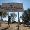 28ヶ国目ナミビアに入国!