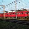 姿を消した車両、列車(名鉄・貨物列車1986)