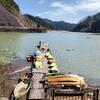 名栗湖わかさぎ釣り 2020.3.3