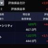 日経が続落も保有株は・・・