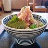フードコートでぜいたく丼を堪能「日本橋海鮮丼 つじ半 ららぽーと立川立飛店」(立飛駅)
