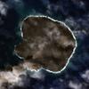 H290731ランドサット8の捉えた夜の西之島