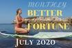 2020年7月「冗員淘汰の月」の運活月報✧