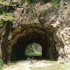 阿古谷から一庫へ抜けて龍化隧道へ