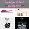 【Apple Event 2017】iPhone 8、iPhone Xなどを発表!主戦場はARやリビング、ウェアラブルデバイスへ!?