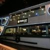 バンコク旅行  シャングリラホテル運行のホライズン号でチャオプラヤ川ディナークルーズを楽しみました!