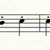スタカート 篠崎バイオリン教本1巻 108番、109番