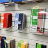 手帳とカレンダーは「書籍」扱い