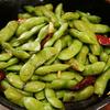 ニトスキレシピ(19cm)で流行りの枝豆ペペロンチーノ!