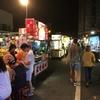 夜市で見た台湾人の背の高さ