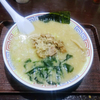 【らーめん鷹島】 コスパ抜群のこってりラーメン!チャーシューとスープが絶品!