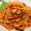 韓国家庭料理 豚肉ともやしの甘辛炒め煮 レシピ