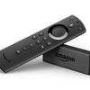 Amazonタイムセール祭りで「Fire TV Stick」が20%OFF「Fire TV Stick 4K」が21%OFFとなる特選タイムセール