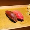 煮切り醤油と江戸前鮨