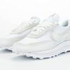 【国内3月25日発売】SACAI × NIKE LDV WAFFLE NYLON WHITE ナイキ LDワッフル サカイ ナイロン ホワイト BV0073-101
