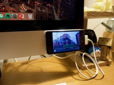 【再利用】憧れのニキシー管時計! 使い終わったiPhoneは〇〇に使える!! パソコンのあそこを使って使用する便利な使い方!!