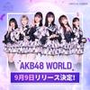 【お知らせ】「AKB48 WORLD」定期メンテナンス