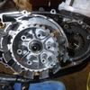 MT250 エンジン分解~Lクランクケースカバー内~