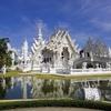 チェンライの2大寺院「ワット・プラケオ」と白い寺院「ワット・ロンクン」に行ってきた