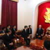 IYF 国際青少年連合 ベトナム政府と基本協定(FA)締結 2016年