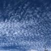 うろこ雲は秋の雲。澄みわたった青空も秋の空。~雲と空の不思議~
