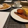マドリード 朝食 意識高い?キッシュの朝食 ~2020欧州中東旅行 その67~