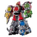 キュウレンジャーのおもちゃとロボット