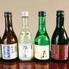 鳥取の地酒飲み比べ