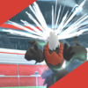 【ポケモンGO】ダークライ野良5人で討伐!少人数で勝つならこのポケモンを使え!