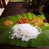 【バンガロール おすすめ レストラン情報】Nagarjunaで大人気のミールスを食べてきた