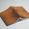 『革の中の革』ヌメ革を使った高品質ブックカバー。そもそもヌメ革ってなに?【BREE ブックカバー】