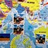 きかんしゃトーマスの「走れ!世界のなかまたち」で地図に興味を持たせよう(3歳児)