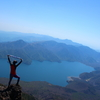 【男体山】眼下に広がる中禅寺湖の絶景、日光連山を掌握する神の山へ電車とバスで行く山旅