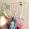 材料費0円!家にある物で『住まいのダイエット』の空中収納作ってみました。
